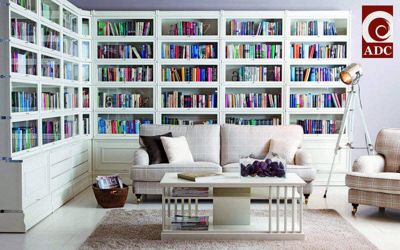 A.D.C. ANTIEK DESIGN CENTRE Open bookcase Bookcases Storage  |