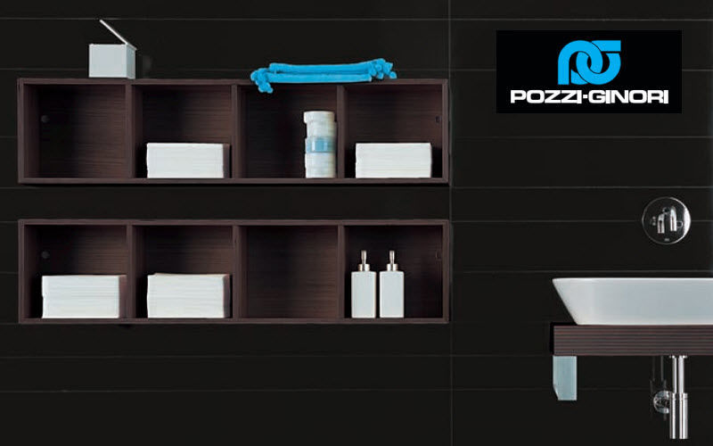 POZZI-GINORI Bathroom shelf Bathroom furniture Bathroom Accessories and Fixtures  | Design Contemporary