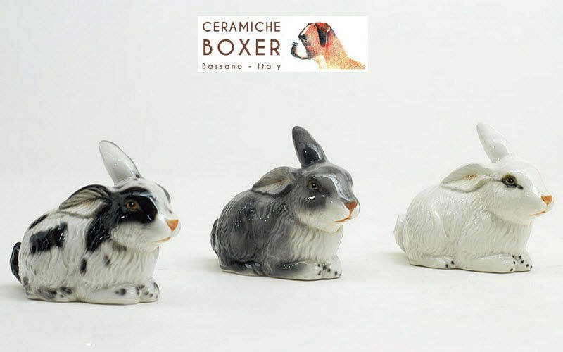 Boxer Ceramiche Figurine Various decorations Decorative Items  |