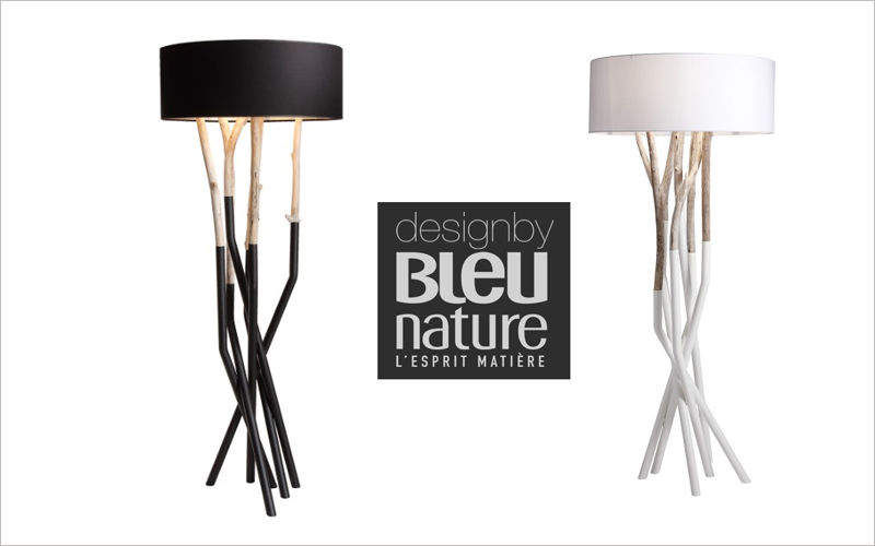 Bleu Nature Floor lamp Lamp-holders Lighting : Indoor  |