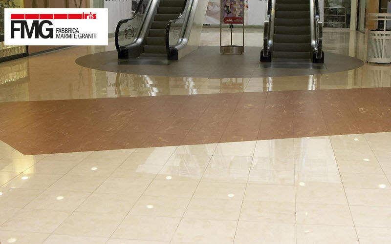 Marmi E Graniti Interior paving stone Paving Flooring Public space  