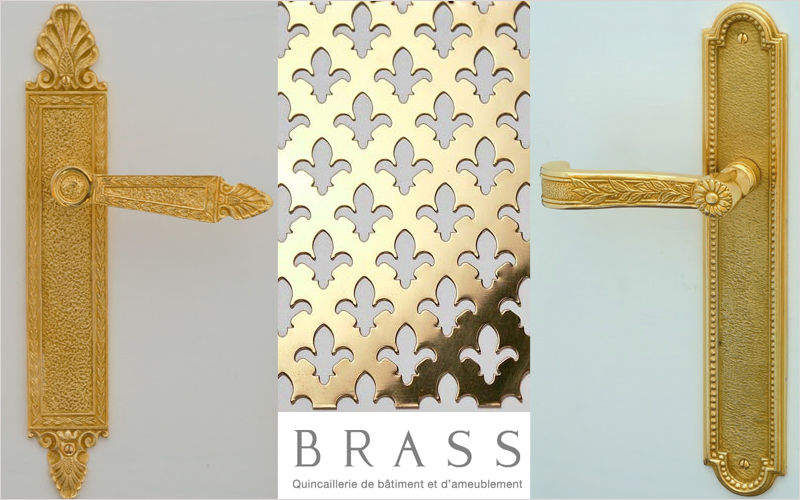 BRASS Lever handle Doorhandles Doors and Windows  |