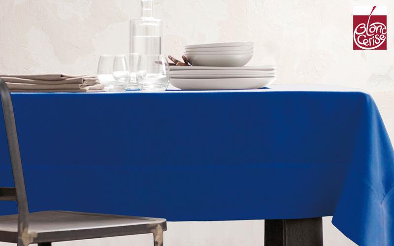 BLANC CERISE Rectangular tablecloth Tablecloths Table Linen   