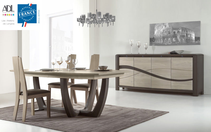 Ateliers De Langres Dining room Dining tables Tables and Misc.  |