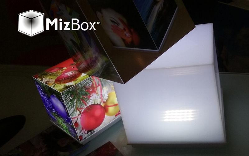 MIZ BOX Decorative illuminated object Luminous objects Lighting : Indoor  |