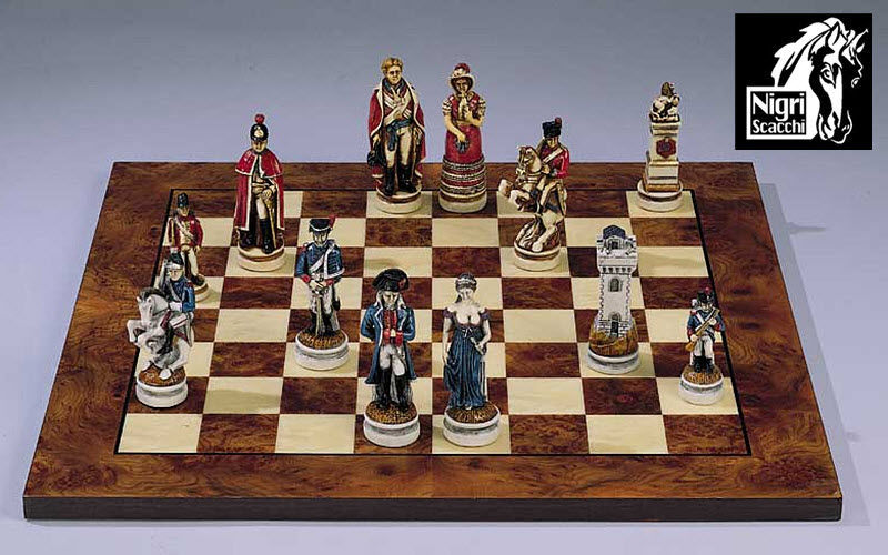 Nigri Scacchi Chess game Board games Games and Toys  |