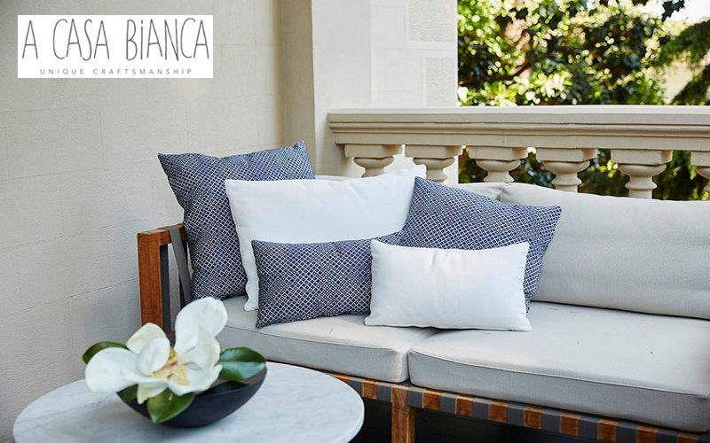 A CASA BIANCA Rectangular cushion Pillows & pillow-cases Household Linen  |