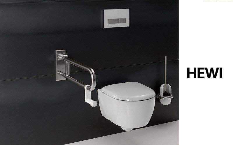 HEWI France Wall mounted toilet WCs & wash basins Bathroom Accessories and Fixtures  |