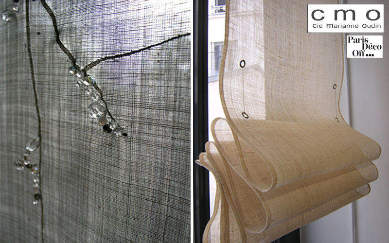 Cmo Compagnie Marianne Oudin Fabric by the metre Furnishing fabrics Curtains Fabrics Trimmings  |