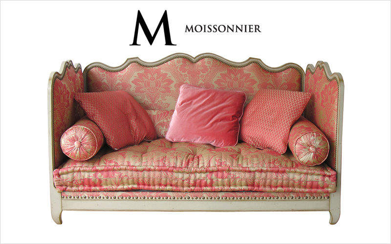 Moissonnier Lounge day bed Single beds Furniture Beds   