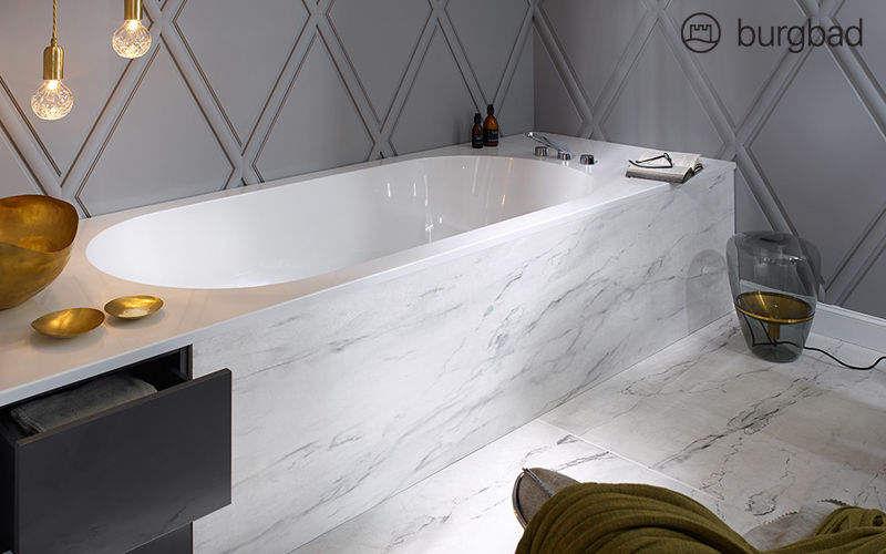 BURGBAD Bathtub to be embeded Bathtubs Bathroom Accessories and Fixtures  |