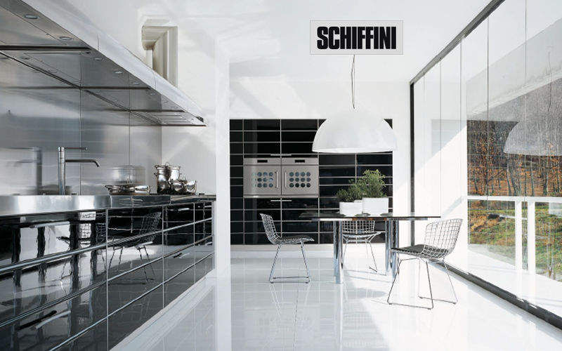 SCHIFFINI Built in kitchen Fitted kitchens Kitchen Equipment  |