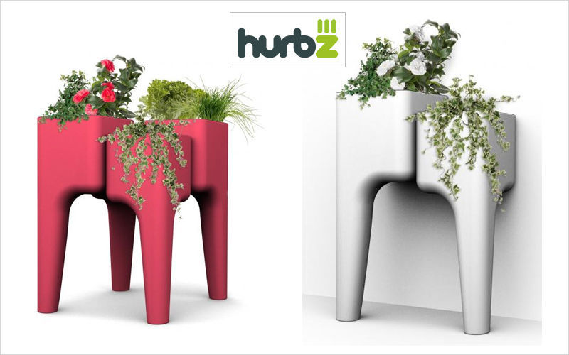 HURBZ Flower container Containers Garden Pots  |