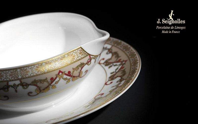 J.SEIGNOLLES Saucer Cups and fingerbowls Crockery  |