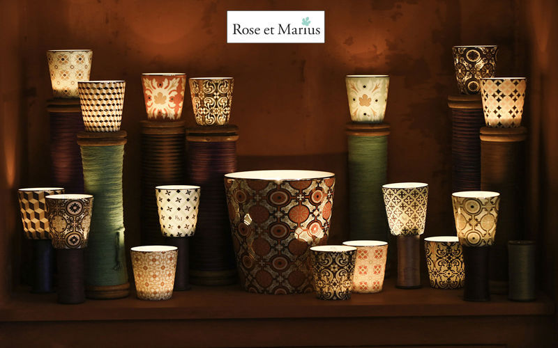 ROSE ET MARIUS Scented candle Candles and candle-holders Decorative Items   