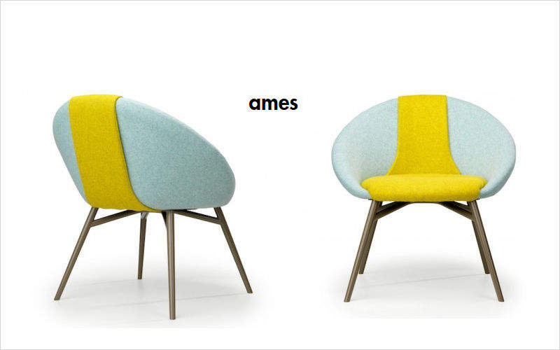 Ames Armchair Armchairs Seats & Sofas  |
