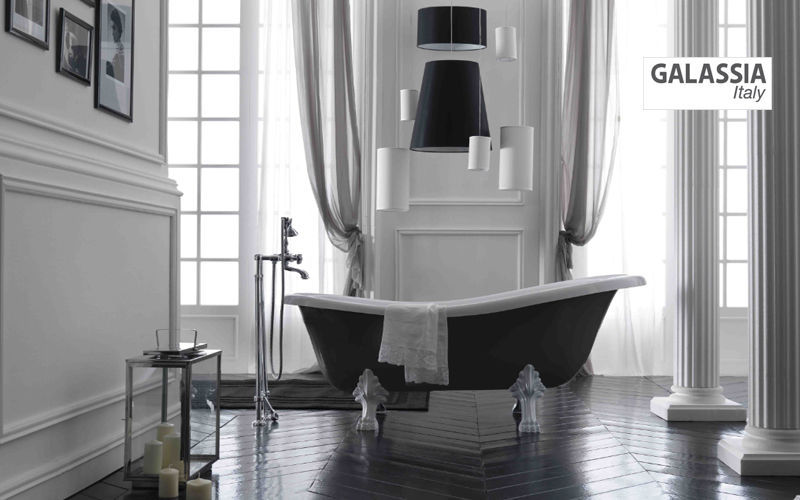 GALASSIA Freestanding Bathtub With Feet Bathtubs Bathroom Accessories And  Fixtures |