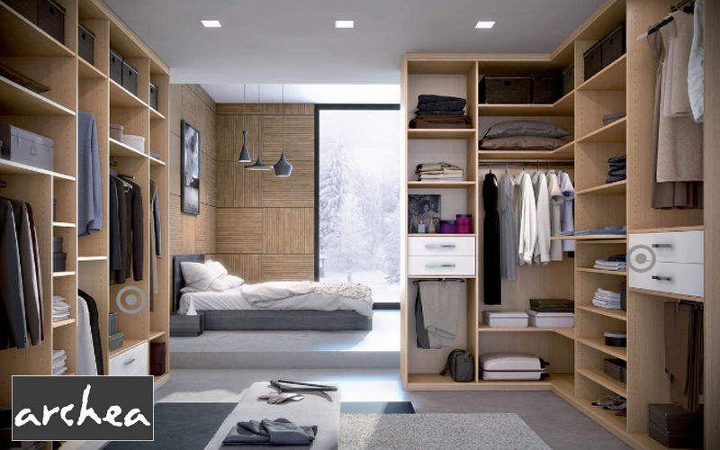 Archea Dressing room Dressing rooms Wardrobe and Accessories  |