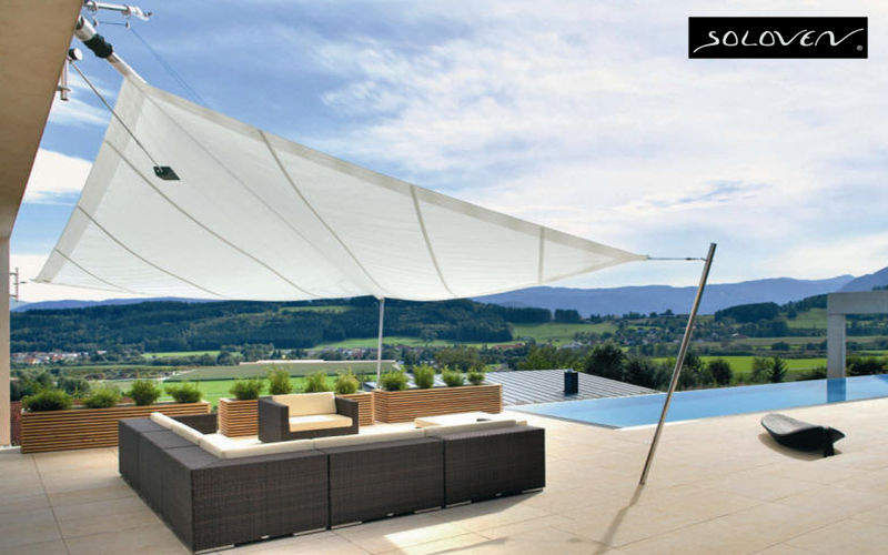 SOLOVEN Shade sail Shade and arbours Garden Furniture  |