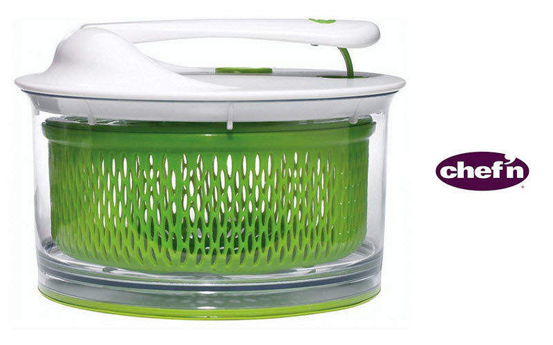 Chef'n Salad spinner Strainers Kitchen Accessories  |