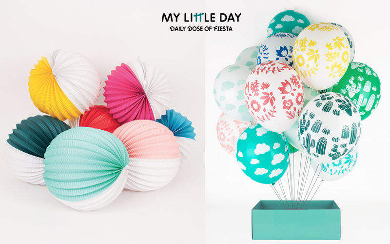 MY LITTLE DAY Inflatable ball Party accessories Christmas and Holidays  |