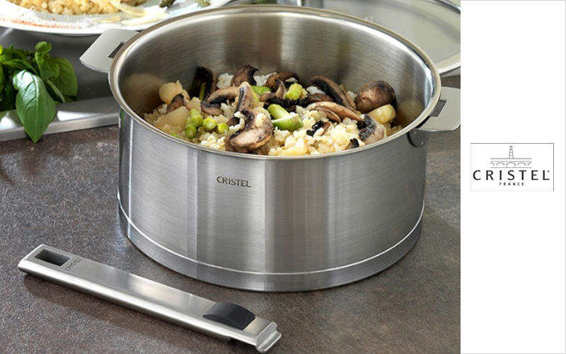Cristel Stew pot Casseroles Cookware  |