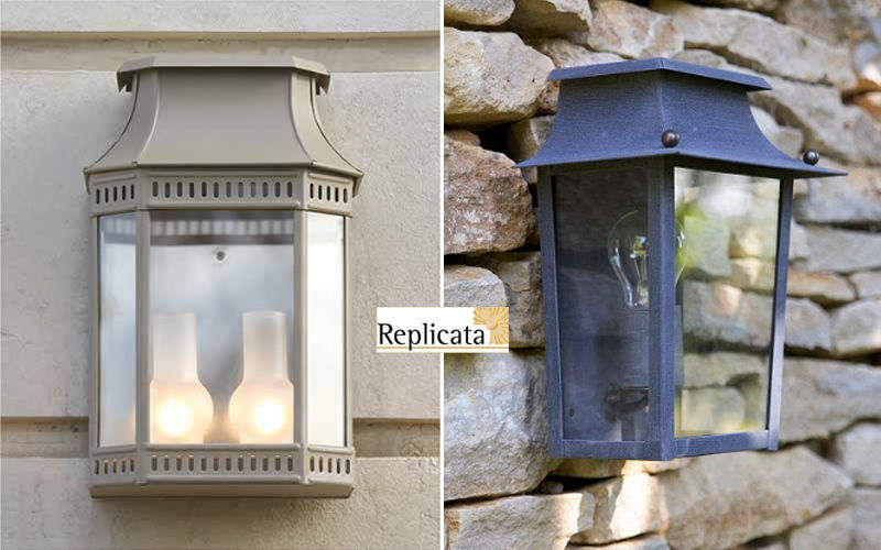 Replicata Outdoor wall lamp Outside wall lamp fittings Lighting : Outdoor  |