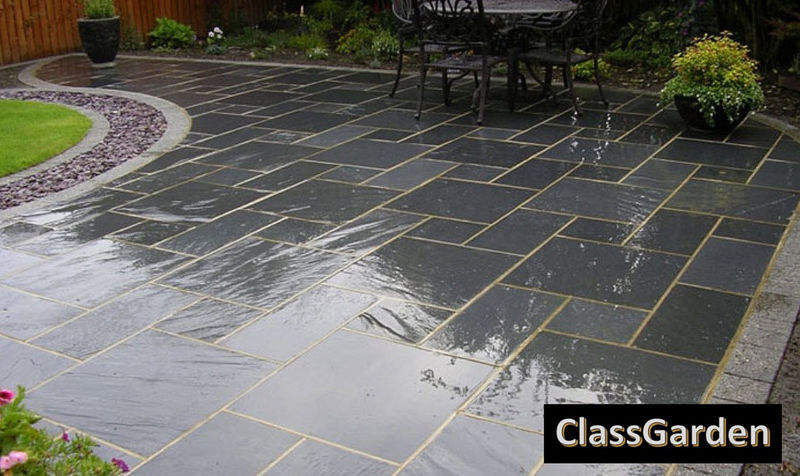 CLASSGARDEN Outdoor paving stone Outside floors Flooring  |