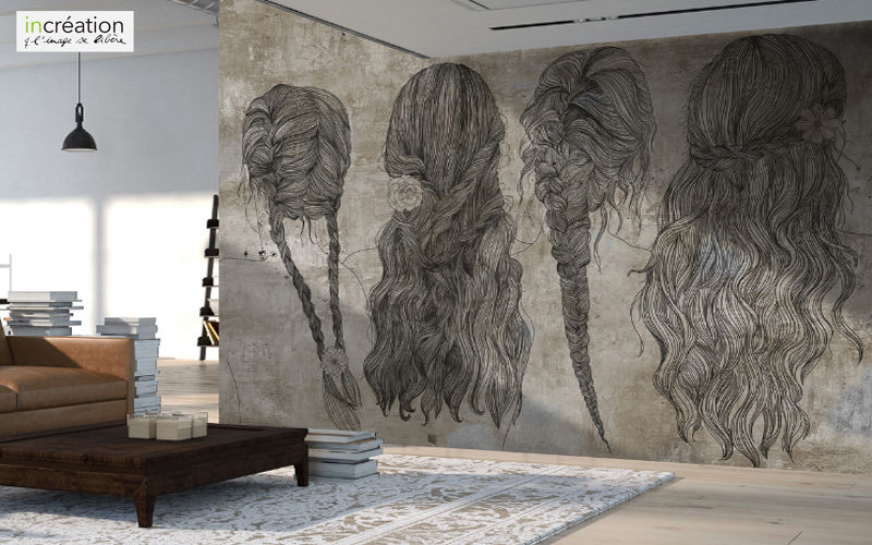 IN CREATION Panoramic wallpaper Wallpaper Walls & Ceilings  |