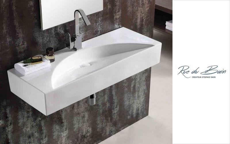 Rue du Bain Wall mounted washbasin Sinks and handbasins Bathroom Accessories and Fixtures  |