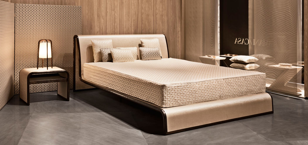 Armani Casa Double bed Double beds Furniture Beds  |