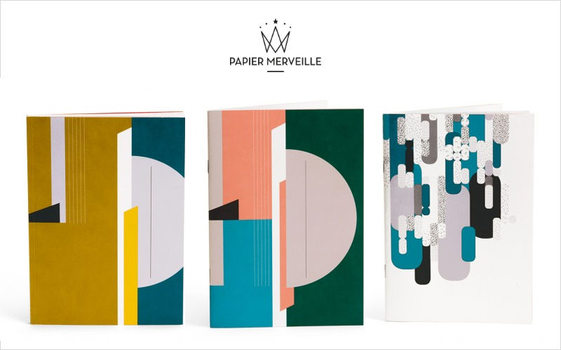 PAPIER MERVEILLE Notebook Stationery and writing materials Stationery - Office Accessories  |