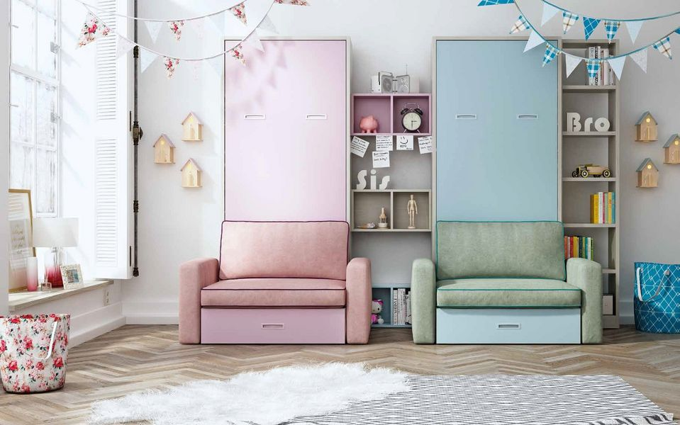 Camas Abatibles Noel Fold Away bed Foldaway beds Furniture Beds  |