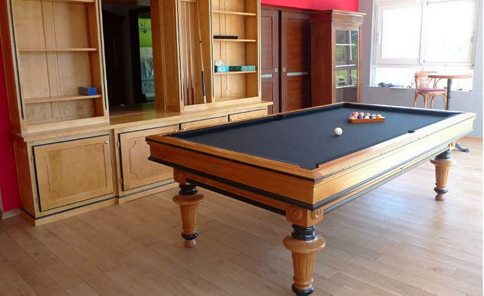 Bars Et Billards Jovis Billiard table Billiards Games and Toys  |