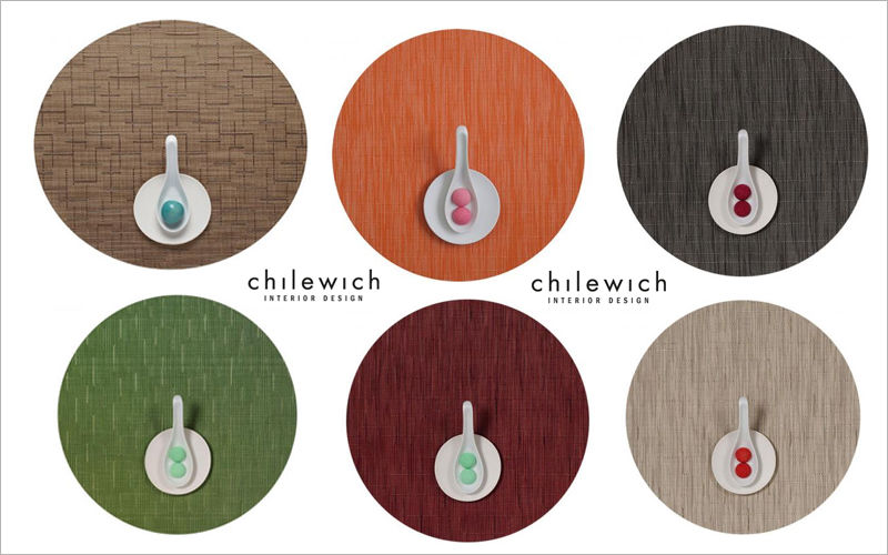 CHILEWICH Place mat Table sets Table Linen  |