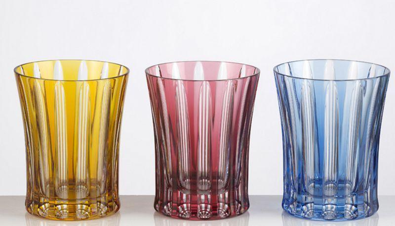 Cristallerie de Montbronn Tumbler Glasses Glassware  |