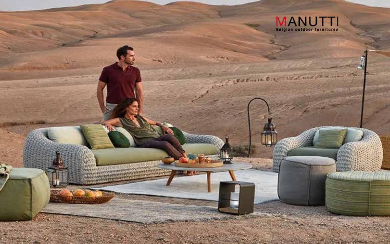 MANUTTI Garden sofa Complet garden furniture sets Garden Furniture  |
