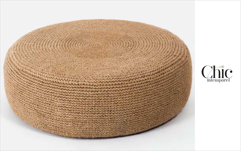 CHIC INTEMPOREL Floor cushion Footstools and poufs Seats & Sofas  |