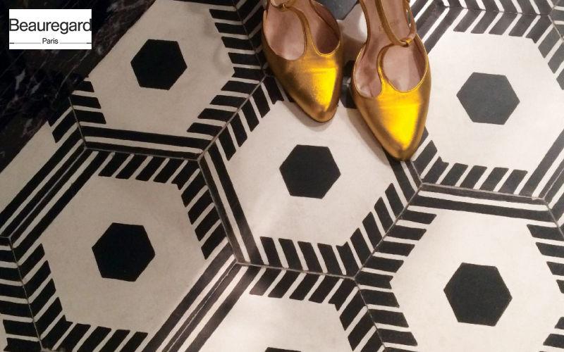 BEAUREGARD Cement tile Floor tiles Flooring  |