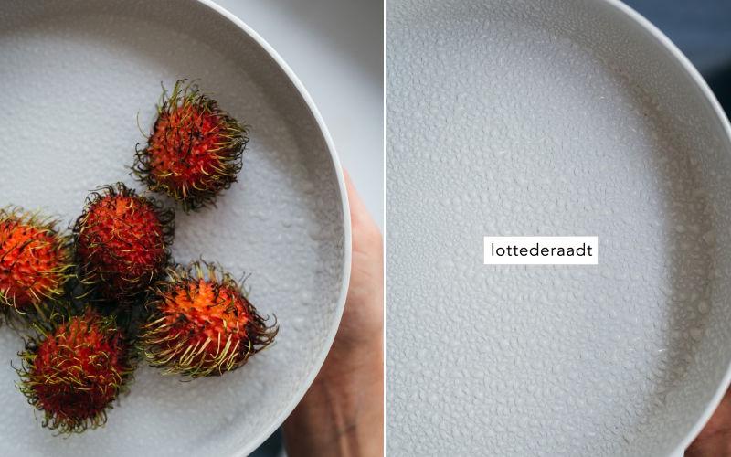 LOTTE DE RAADT Round dish Plates Crockery  |
