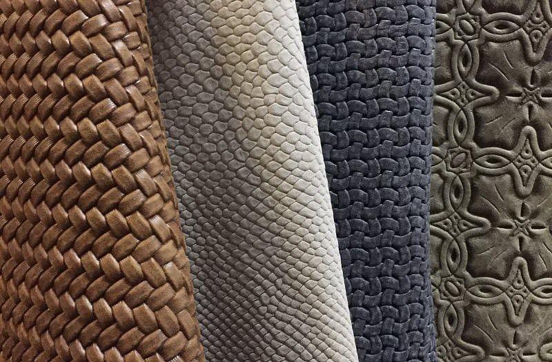 Winter Creation Leather Furnishing fabrics Curtains Fabrics Trimmings  |