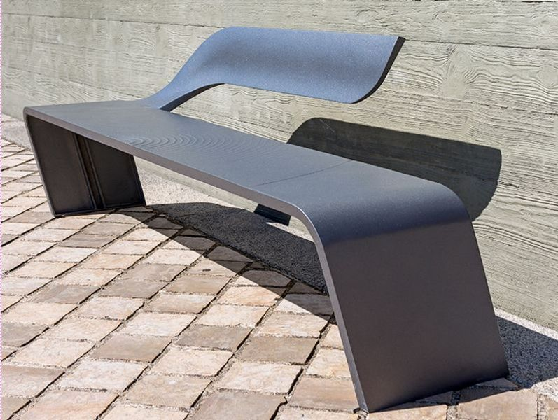 Concept Urbain Town bench Garden seats Garden Furniture  |