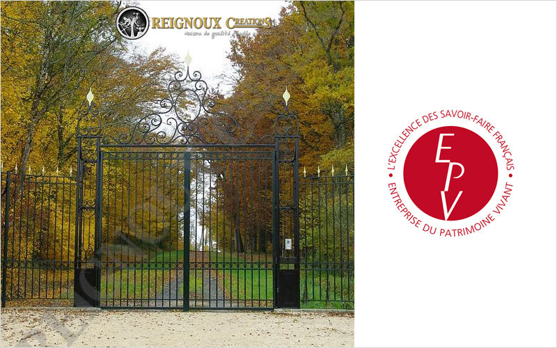 Reignoux Creations Entrance gate Gates and entrances Garden Gazebos Gates...  |