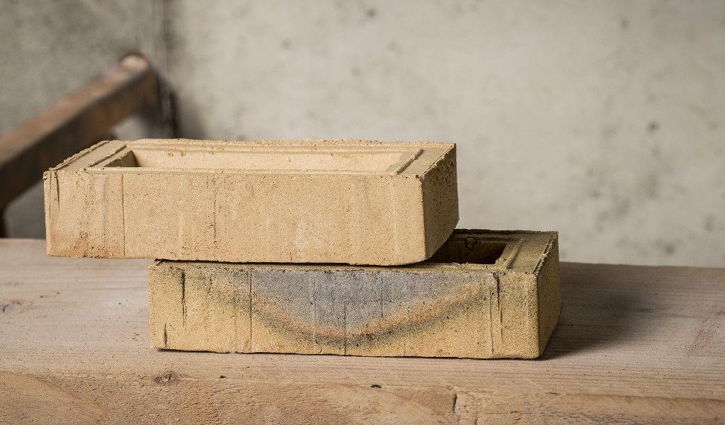 DEPPE BACKSTEIN Brick Outside walls Walls & Ceilings  |