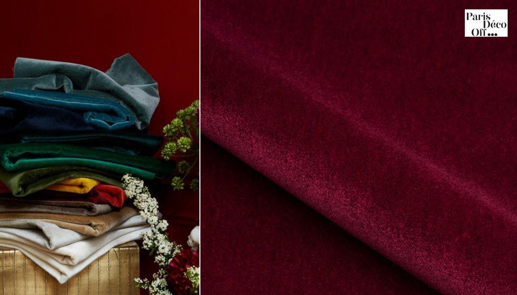 Nobilis Velvet Furnishing fabrics Curtains Fabrics Trimmings  |