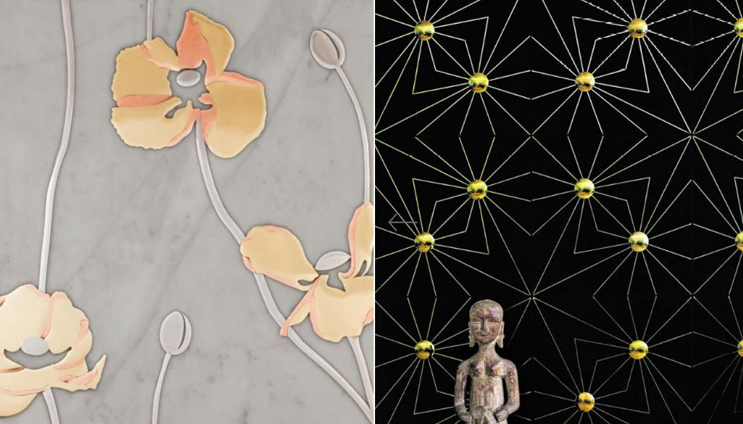 ORVI INNOVATIVE SURFACES Wall covering Wall Coverings Walls & Ceilings   