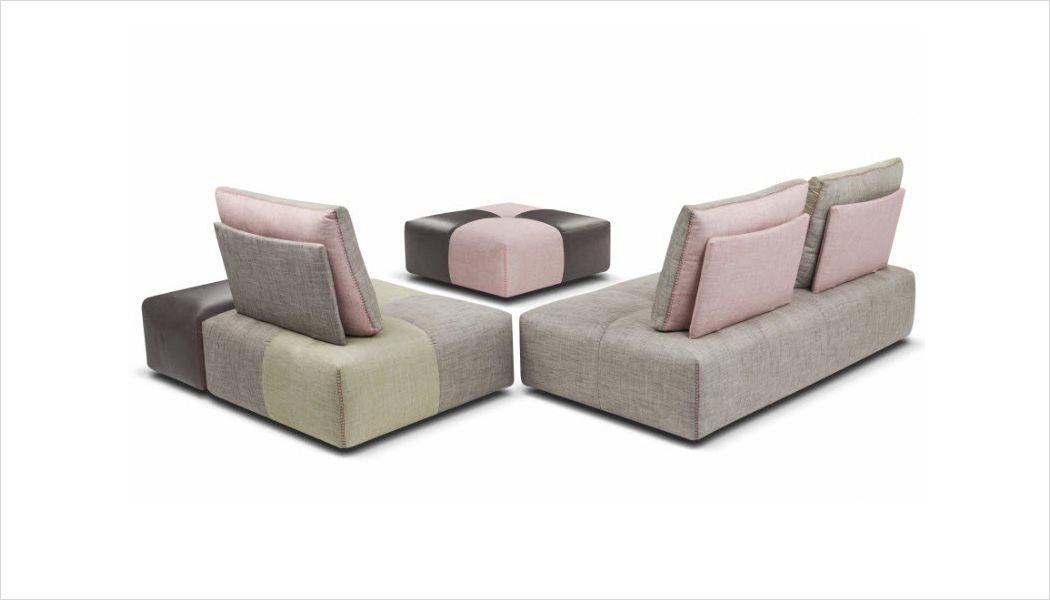 Calia Italia Adjustable sofa Sofas Seats & Sofas Living room-Bar | Design Contemporary