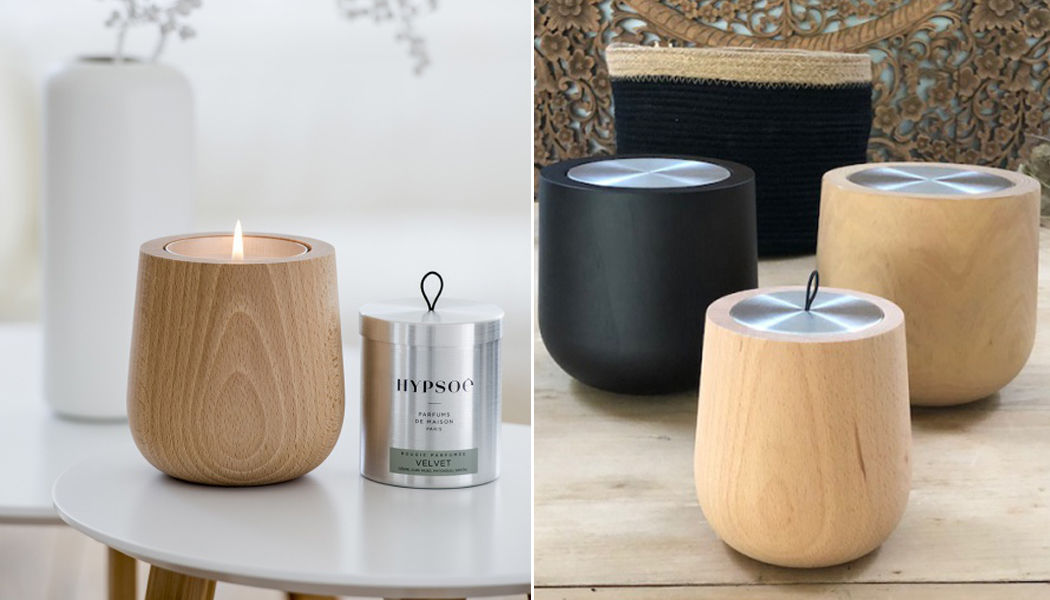 HYPSOÉ Scented candle Scents Flowers and Fragrances  |