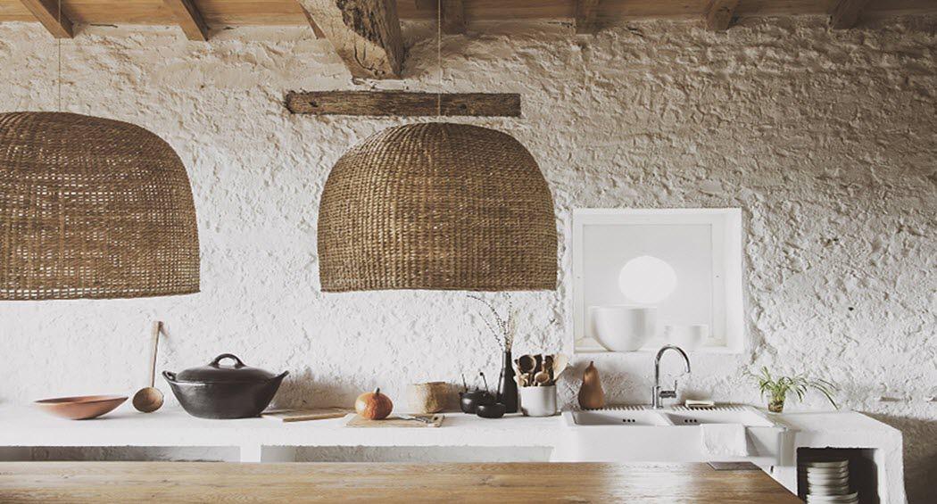 VALENTINA HOYOS Hanging lamp Chandeliers & Hanging lamps Lighting : Indoor Dining room | Cottage