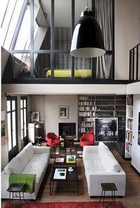 Stephane Poux -  - Interior Decoration Plan